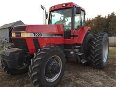1994 Case IH 7220 Magnum MFWD Tractor