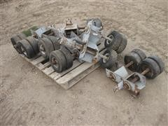 Hagie Seed Corn Wheel Puller Assemblies