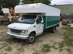 1993 Ford Econoline E350 Cargo Van
