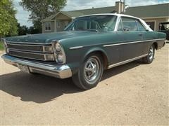 1966 Ford LTD 2 Door Hard Top Sedan
