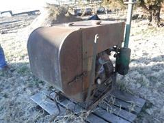 John Deere 2 Cylinder Stationary Power Unit