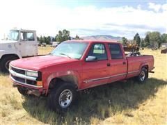 1997 Chevrolet 3500 4x4 Pickup