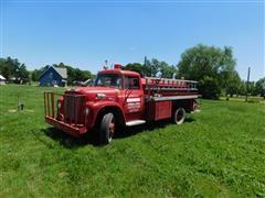 1963 International Loadstar 1600 Fire Truck