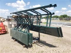 Behlen Large Square Bale Feeder