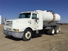1988 International 8300 T/A Tanker Truck