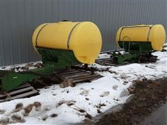 Agri-Products 300 Gallon Snyder Saddle Tanks