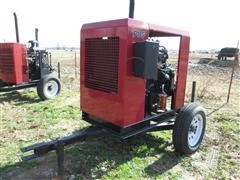 Case IH P85 Power Unit