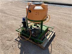 Pulsa 8411250-26 Chemigation Pump System