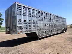 2002 Barrett 53X8 Tri/A Cattle Pot