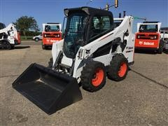 2016 Bobcat S530 Skid Steer