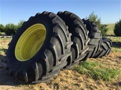 Michelin 710/70R42 Tires & Rims
