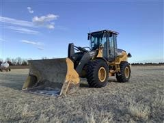 2013 John Deere 524K High Lift Wheel Loader