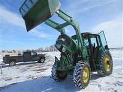 2006 John Deere 6420 Tractor