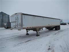 2001 Wilson PaceSetter DWH-400 T/A Grain Trailer