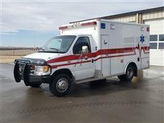 1996 Ford E350 Dually Ambulance