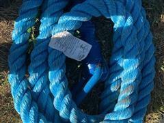 Williams 100,000 LB Custom Tow Rope
