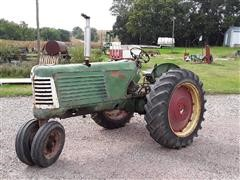 1953 Oliver 77 Row Crop 2WD Tractor