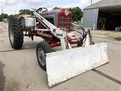 1958 Ford 961 Powermaster 2WD Tractor
