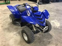 2003 Yamaha 2WD Raptor 50 Kids ATV