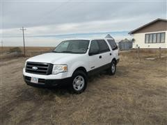 2007 Ford Expedition 4 Wheel Drive SUV