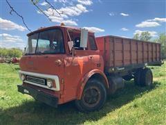 1974 Chevrolet C65 Cabover Grain Truck
