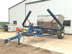 Progressive Strip-Till Toolbar & Dry Fertilizer Cart