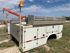 2013 FIBRE BODY Utility/Service Truck Body