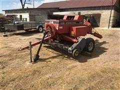 1991 Case IH 8530 Small Square Baler