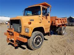 1991 Ford LN8000 Dump Truck
