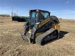 2017 New Holland C232 Compact Track Loader