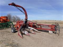 Case IH 8750 Forage Harvestor