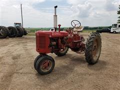 1952 Farmall Super C 2WD Tractor