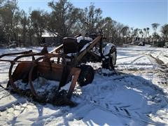 International M 2WD Tractor W/Loader (INOPERABLE)