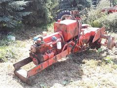 1973 Allis-Chalmers 180 Tractor For Parts