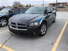 2011 Dodge Charger Police Car