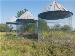 Behlen Advanced Engineering Corn Cribs