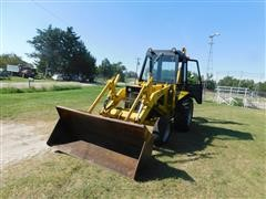Case Construction King 580 B Backhoe/Loader
