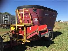 2006 Supreme 600T Twin Verticle Mixer