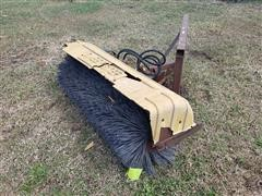 Sweepster 5' Wide Rotary Broom