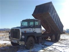 1972 Ford 750 T/A Grain Truck For Parts