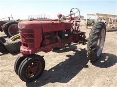 1950 Farmall H 2WD Tractor