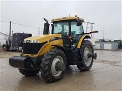 2013 Challenger MT675D MFWD Tractor