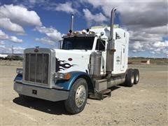 1992 Peterbilt 379EH T/A Truck Tractor