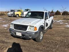 2003 Ford Ranger XLT 4x4 Pickup