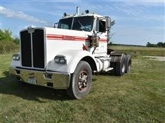 1973 Autocar A64F T/A Truck Tractor