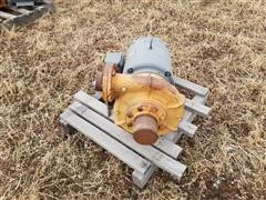 Berkeley B4JPBM Pump W/Electric Motor