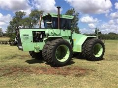 Steiger ST280 Cougar III 4WD Tractor