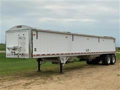 2013 Wilson DWH-500 T/A Grain Trailer