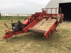 1947 New Holland 76 Antique Small Square Baler