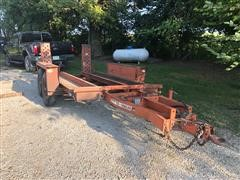 1977 DitchWitch T8 T/A Equipment Trailer